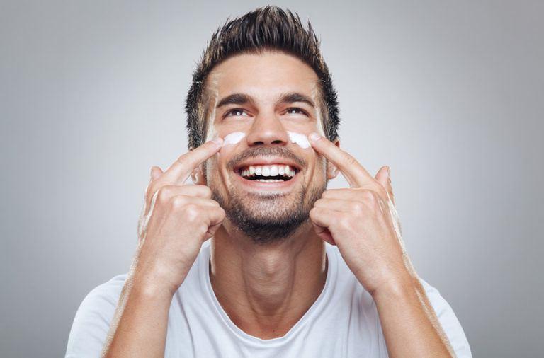 Ansiktskrem til menn