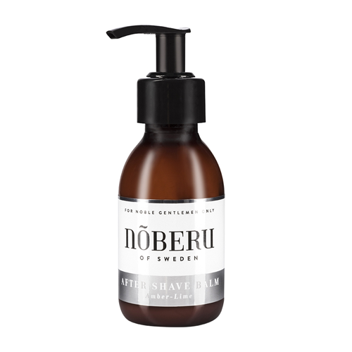 Image of   Noberu Aftershave Balm Amber-Lime (125 ml)