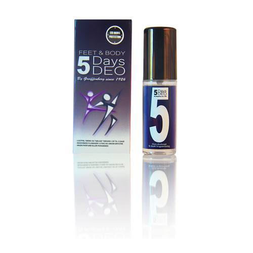 Billede af 5Days - Feet and Body (Spray)