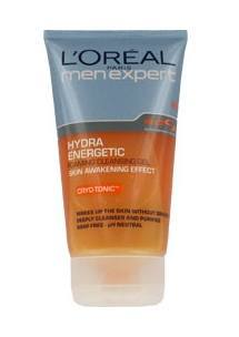 Image of   LOreal Men Expert Hydra Energetic Cleansing Gel (150ml)