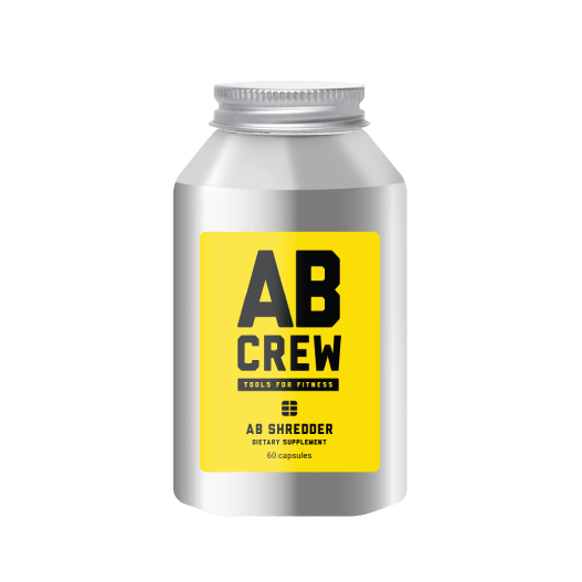 Image of   AB Crew Ab Shredder (60 kapsler)