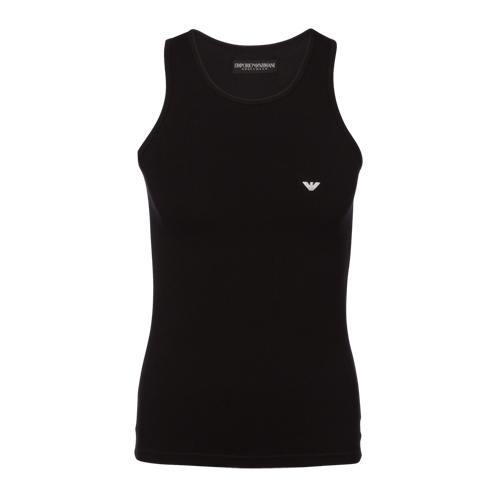 Image of   Emporio Armani 1-Pack Tank Top (Sort)