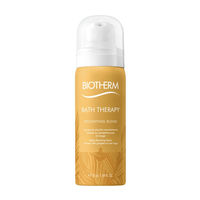 Image of   Biotherm Bath Therapy Delighting Foam (50 ml)