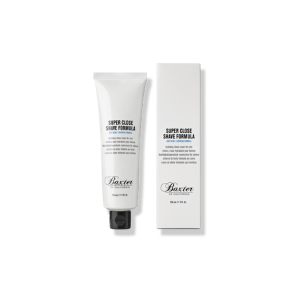 Image of   Baxter of California Super Close Shave Formula (120 ml)