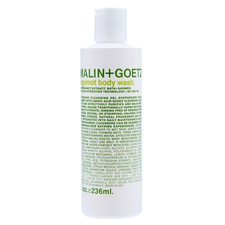 Image of   Malin+Goetz Bergamot Body Wash (236 ml)