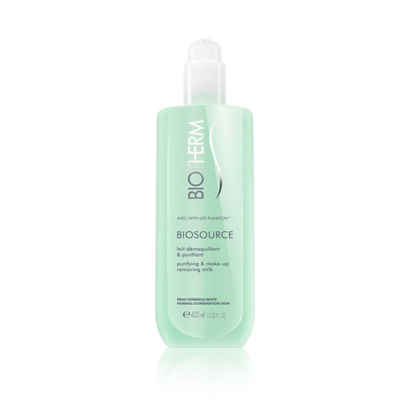 Image of   Biotherm Biosource Cleansing Milk PNM (400 ml)