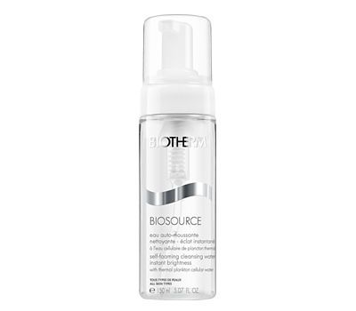 Image of   Biotherm Biosource - Foaming Cleansing Water (150 ml)