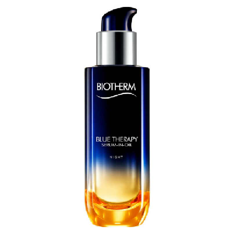 Billede af Biotherm Blue Therapy Accelerated Serum-in-Oil Night (30 ml)