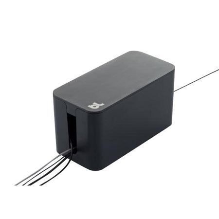 Image of   Bluelounge Cablebox Mini (Svart)