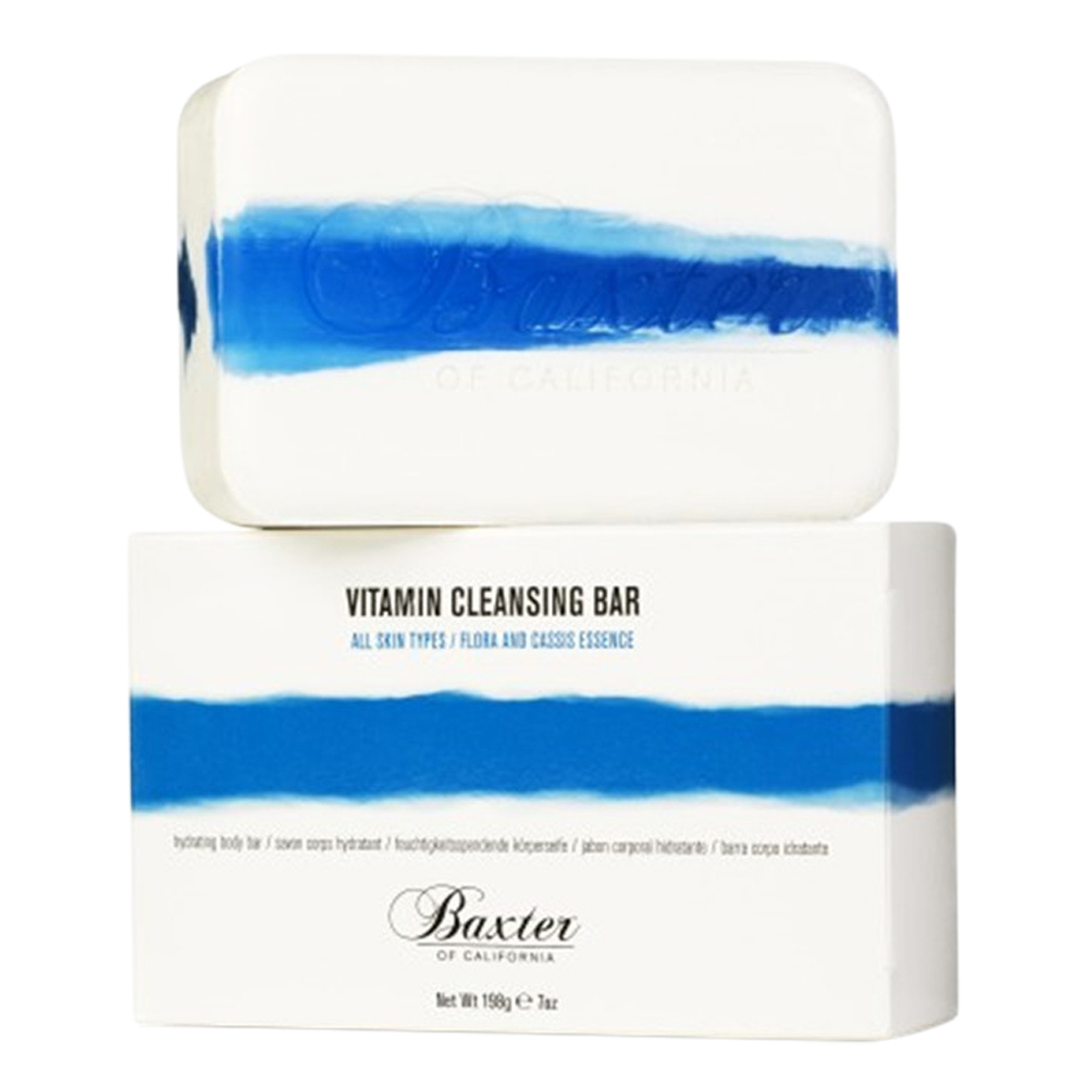 Image of   Baxter Of California Cleansing Body Bar Blomst & Solbær