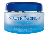 Billede af Beauté Pacifique D-force Body Cream (100 ml)