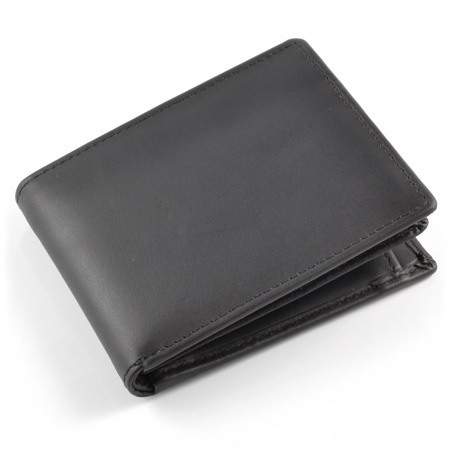Image of   Lucleon My Black Wallet Lommebok (Svart)