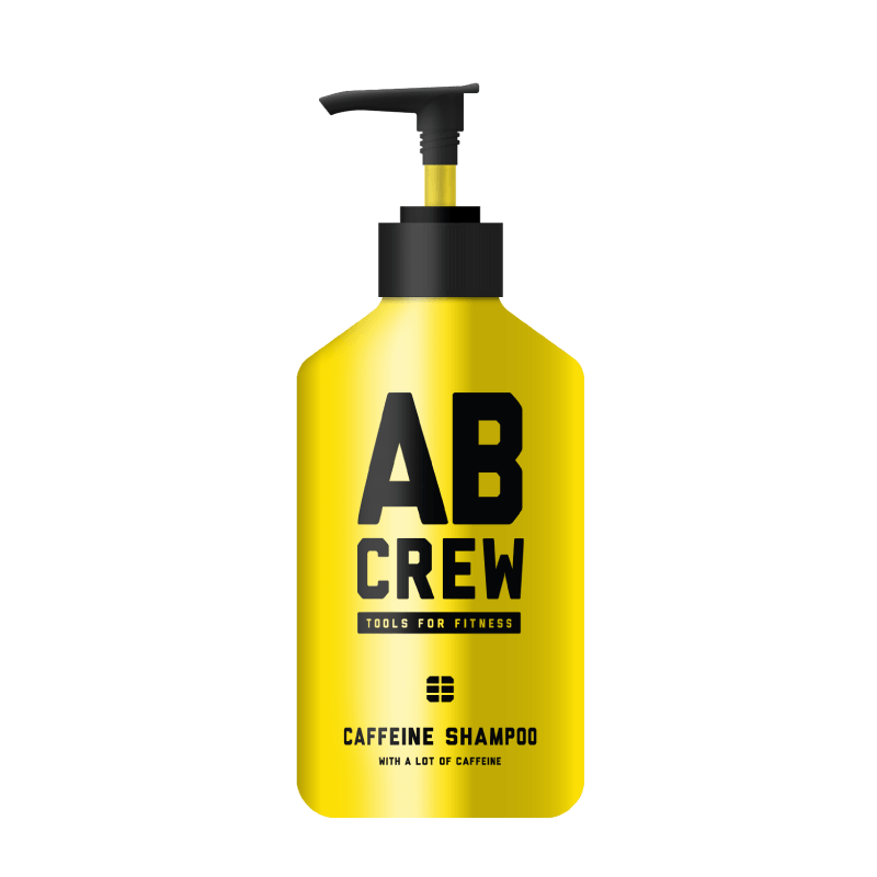 Image of   AB Crew Koffein Shampoo (480 ml)