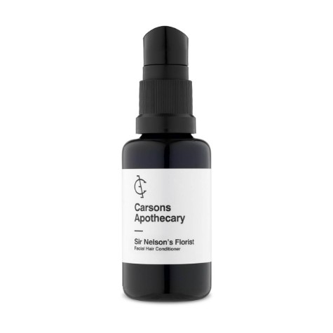 Image of   Carsons Apothecary Sir Nelsons Florist Skjeggolje (30 ml)