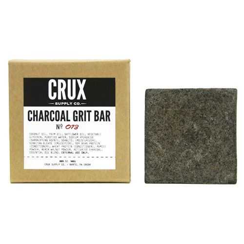 Billede af Crux Supply Co. Charcoal Grit Bar (145 g)