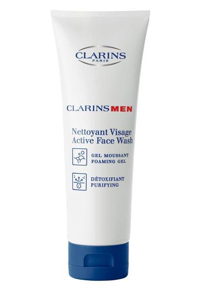 Image of   Clarins Men Active Face Wash (125 ml)