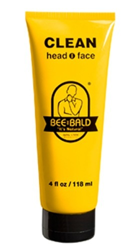 Image of   Bee Bald CLEAN - Ansiktsvask & Sjampo (118 ml)