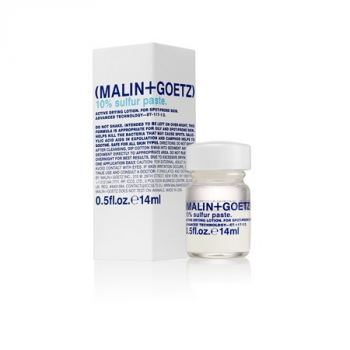 Malin+Goetz 10% Anti-Akne Sulfur Paste (14 ml)