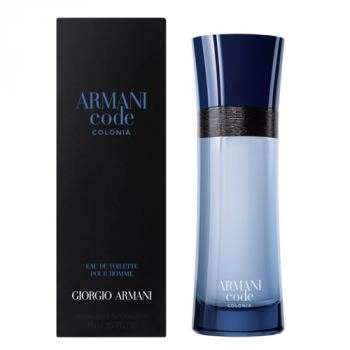 Armani Code Colonia - EDT (75 ml)