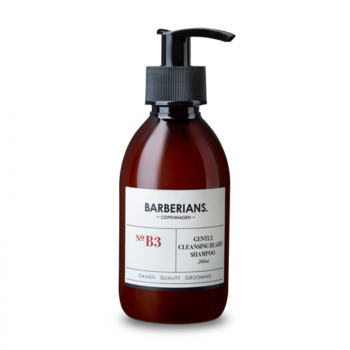 Barbarians Cph Cleansing Beard Shampoo (200 ml)
