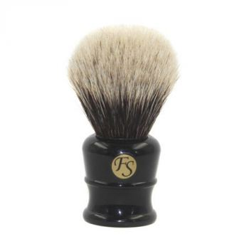 Frank Shaving Svart Barberkost (Super Badger) - kr 439 | Hurtig levering