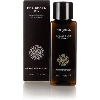 Gentlemen's Tonic Pre Shave Oil (50 ml)  - kr 219 | Hurtig levering