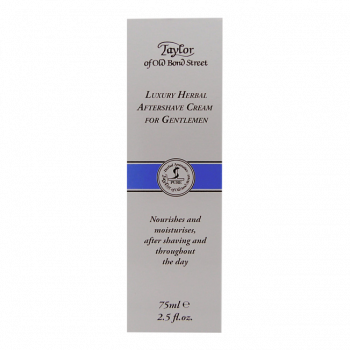 Taylor of Old Bond Street Herbal Aftershave Creme (75 ml)