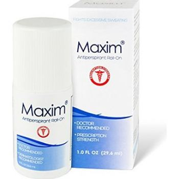 Maxim Antiperspirant Deodorant (Roll-On 29,6 ml)