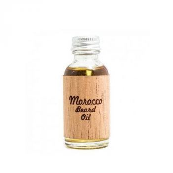 The Bearded Bastard Morocco Beard Oil (30 ml) - kr 249 | Hurtig levering
