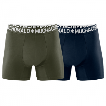 MuchachoMalo 2-Pack Boxershorts (Army/Navy)