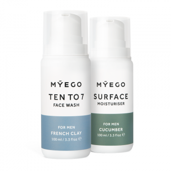 MYEGO Duo Gift Set (2 x 100 ml) (made4men)