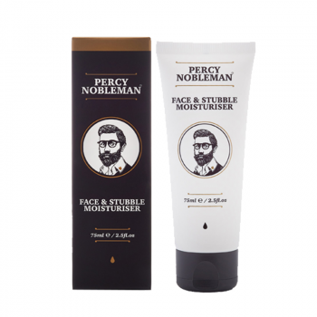 Percy Nobleman Face & Stubble Moisturiser (75 ml) (made4men)