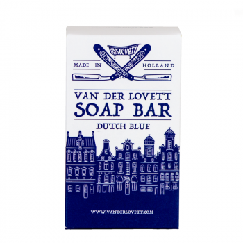 Van Der Lovett Bodywash Soap Bar Dutch Blue (300 g)