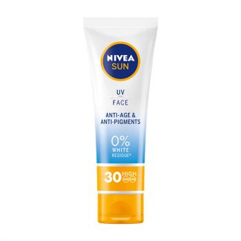 Nivea Sun Face Cream Anti-Age Anti-Pigment SPF30 (50 ml)