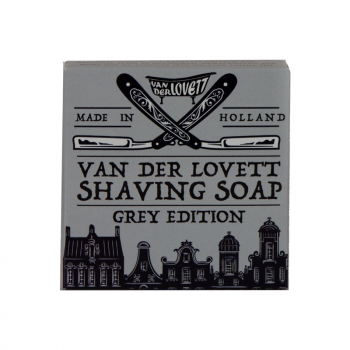 Van Der Lovett Shaving Soap Grey Edition (70 g)