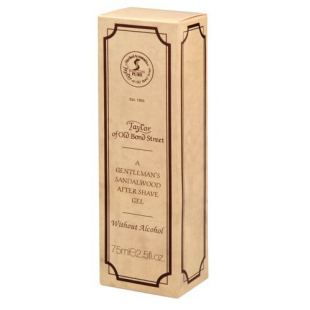 Taylor of Old Bond Street Aftershave Gel - Sandalwood (75 ml) - kr 159 | Hurtig levering