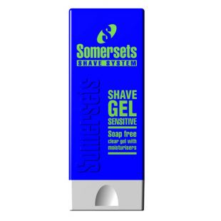 Somersets Sensitive Shaving Gel (200 ml.)