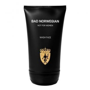 Bad Norwegian Wash Face (150 ml) - kr 319 | Hurtig levering