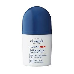 Clarins Men Roll-On Antiperspirant Deodorant (50 ml) - kr 209 | Hurtig levering