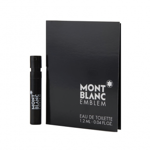 Mont Blanc Emblem EDT Duftprøve (1.2 ml) (made4men)