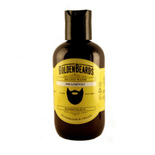 Golden Beards Økologisk Skægshampoo (100 ml)