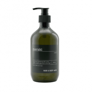 Meraki Men Hair & Body Wash (490 ml)