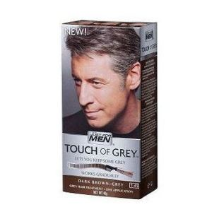 Just For Men Touch of Grey Hårfarge (Dark Brown - Grey)
