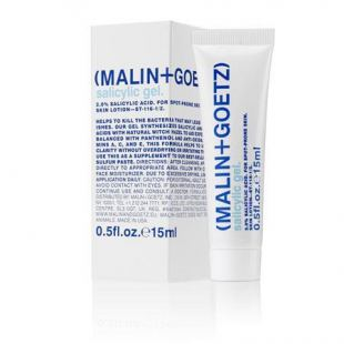 Malin+Goetz Salicylic Gel Acne Behandling (14.75 ml) - kr 239 | Hurtig levering