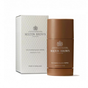 Molton Brown Re-Charge Blackpepper Anti-perspirant Stick (75 g) - kr 209 | Hurtig levering