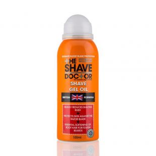 The Shavedoctor Shave Gel Oil (100ml)