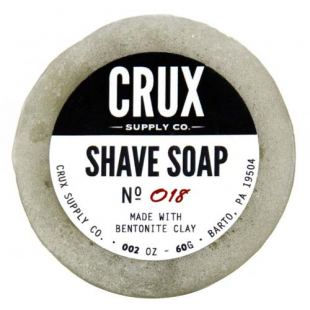 Crux Supply Co. Shave Soap (60 g) - kr 159 | Hurtig levering