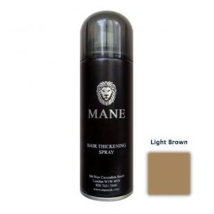 Mane Hair Thickening Spray - Lysbrun (200 ml) - kr 269 | Hurtig levering