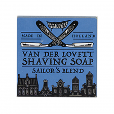 Van Der Lovett Shaving Soap Sailors blend (70 gr) (made4men)