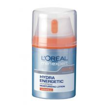 L'Oreal Men Expert Hydra Energetic Mouisturising Lotion (50 ml)